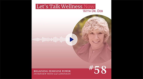 Let's Talk Wellnes Now with Dr. Deb