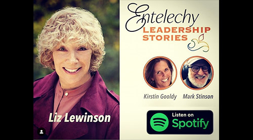 Entelechy Leadership Stories Podcast Logo