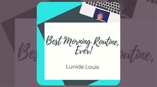 Best Morning Routine, Ever! logo