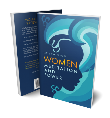 Women, Meditation, and Power Book Cover